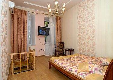 Apartment Anna bedroom - odessa ukraine apartments