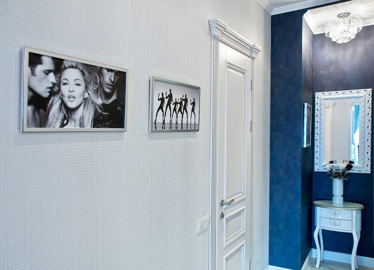 Apartment 3002 (Madonna) first bedroom entrance - odessa apartments