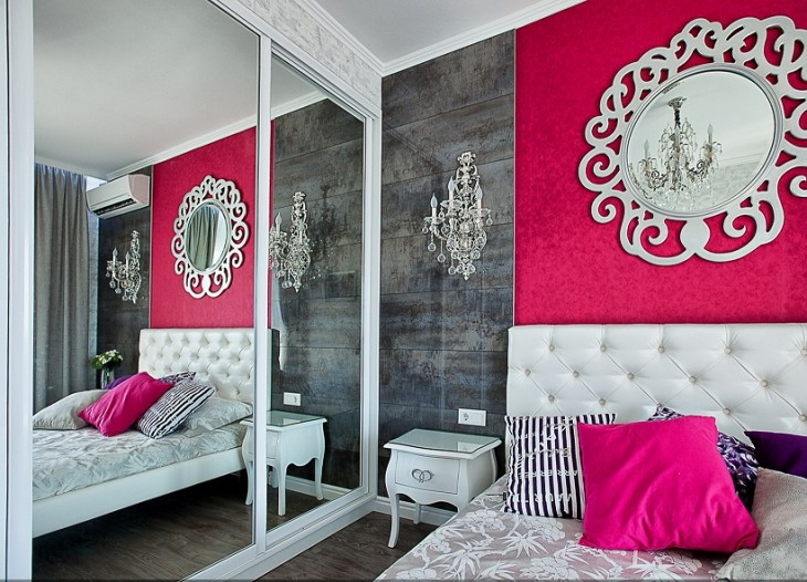 Apartment 3002 (Madonna) first bedroom- odessa apartments