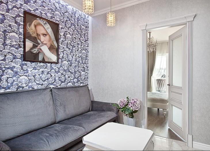 Apartment 3002 (Madonna) sofa- odessa apartments