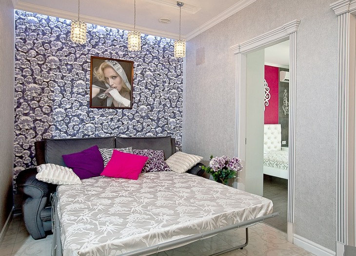 Apartment 3002 (Madonna) bedroom - odessa apartments