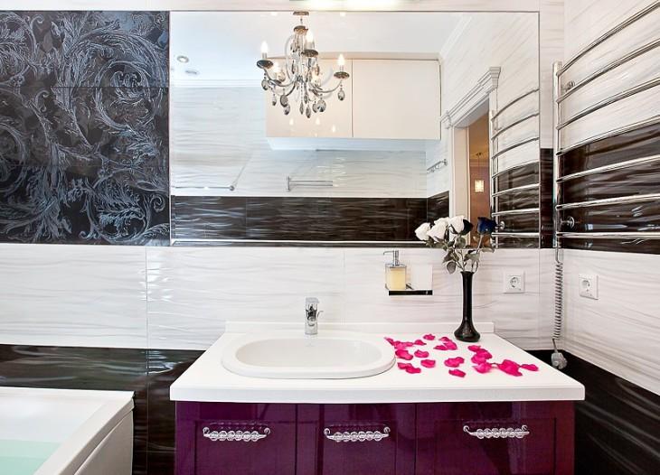 Apartment 3002 (Madonna) bathroom - odessa apartments